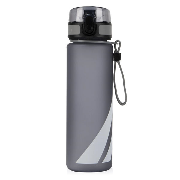 J-CLASS OPAQUE LOCK TOP BOTTLE - Grey Heather