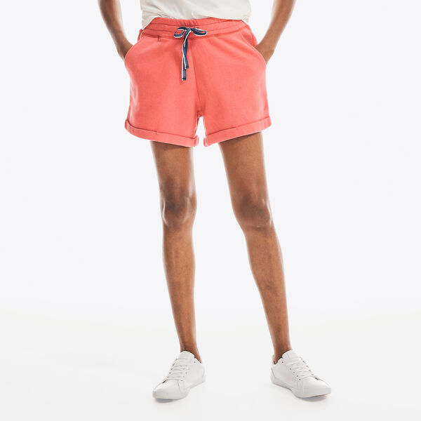 """4"""" SUSTAINABLY CRAFTED KNIT SHORT - Sailor Red"""