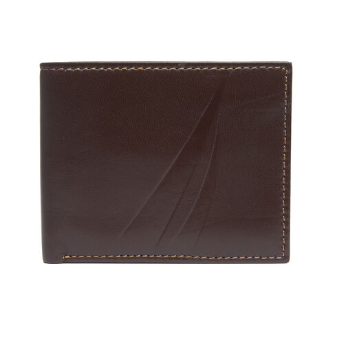 Sussex Large J-Class Passcase - Brown Stone