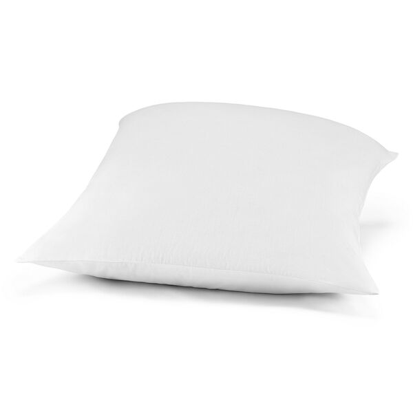 Euro Down-Like Pillow - Bright White