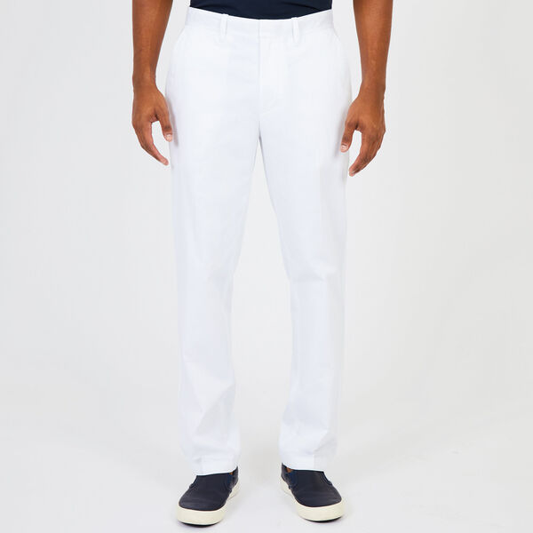 CLASSIC FIT BEDFORD CORD PANT - Bright White