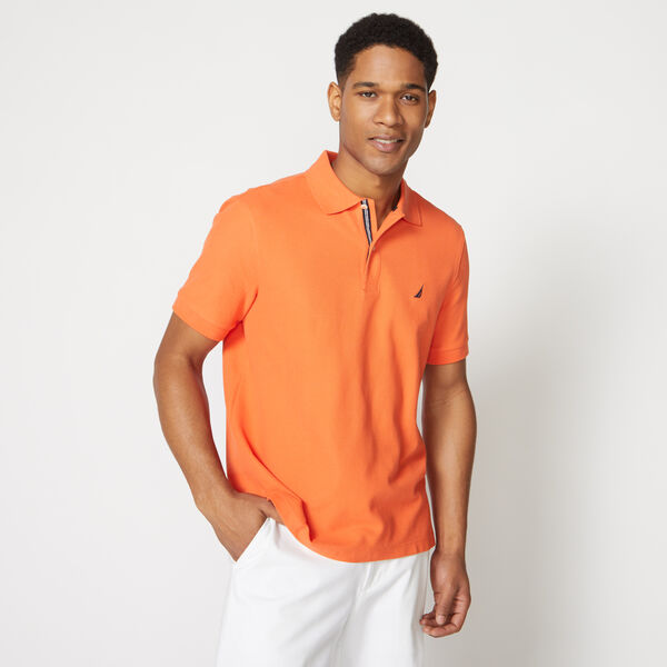 CLASSIC-FIT PERFORMANCE POLO - Rustic Sunset