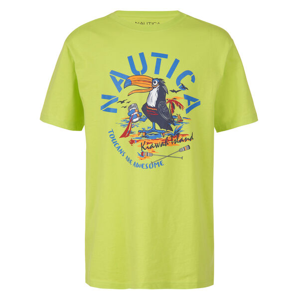 LITTLE BOYS' SAM NAUTICA TUCAN TEE (4 - 7) - Tillman Bay