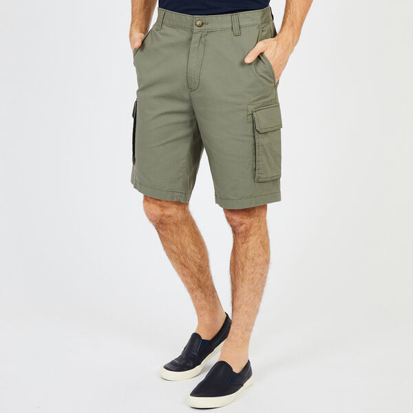 PERFORMANCE NAVIGATOR CARGO SHORTS - Hillside Olive