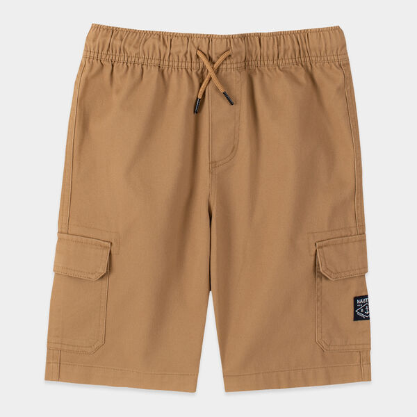 BOYS' TRAVELER CARGO SHORTS (8-20) - Tavern