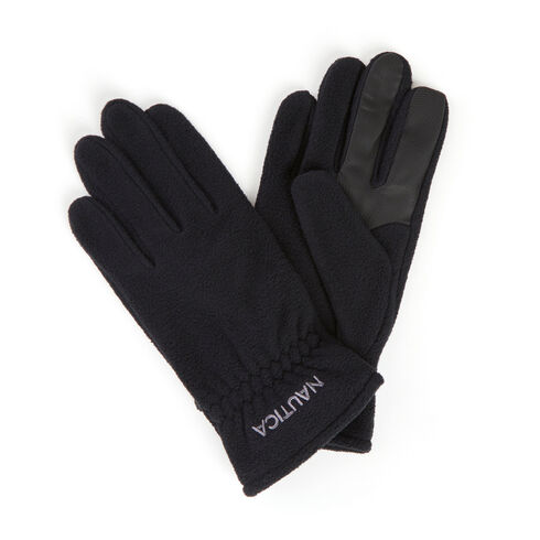 Fleece Tech Glove - Black