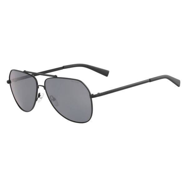 Aviator Sunglasses with Matte Frame - Black Onyx