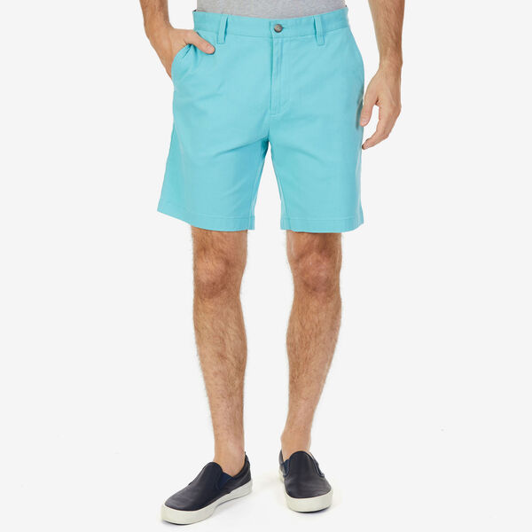 Big & Tall Classic Fit Deck Shorts - Angel Blue