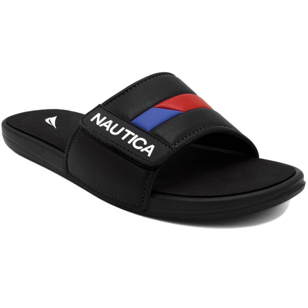 Bower 2 Slide Sandal in Black - True Black
