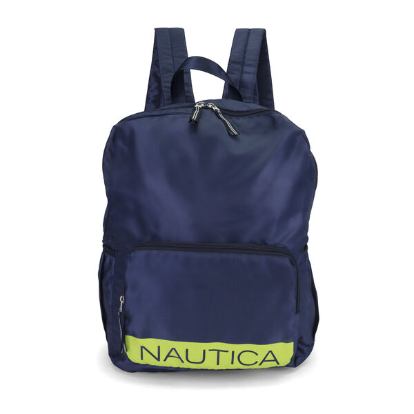 New Tack Packable Backpack - Navy