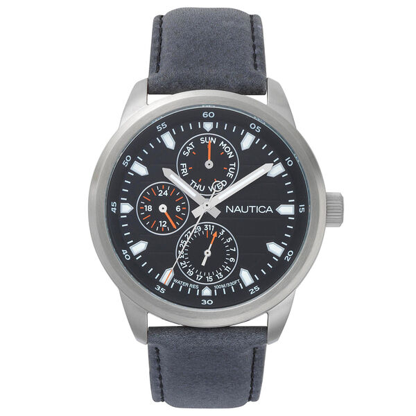 Forbell Multifunction Water Resistant Watch - Charcoal - Charcoal