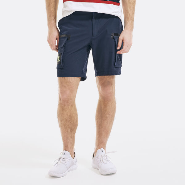 "COMPETITION 8.5"" NAVTECH CARGO SHORT - True Navy"