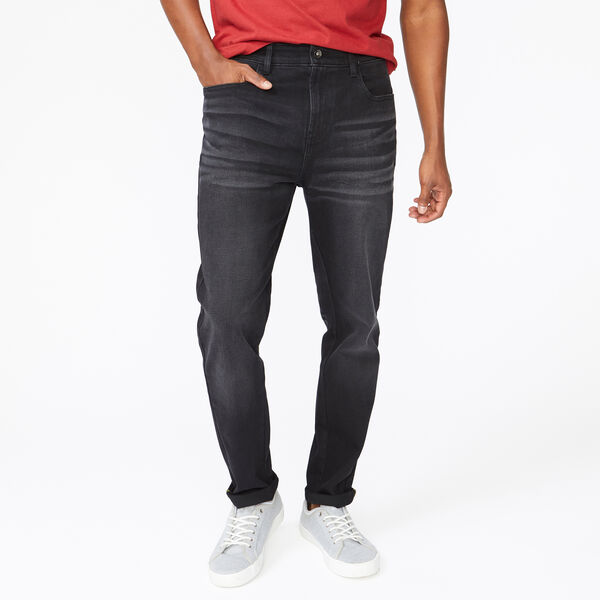 NAUTICA JEANS CO. SUSTAINABLY CRAFTED SLIM FIT DENIM - Black