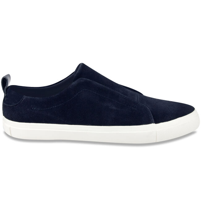 Daly Slip-On Sneakers - Blue Suede,Union Blue,large