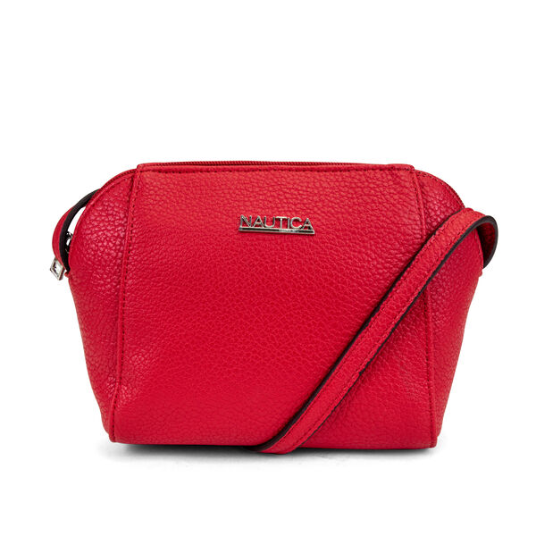 SAILORETTE CROSSBODY BAG - Nautica Red