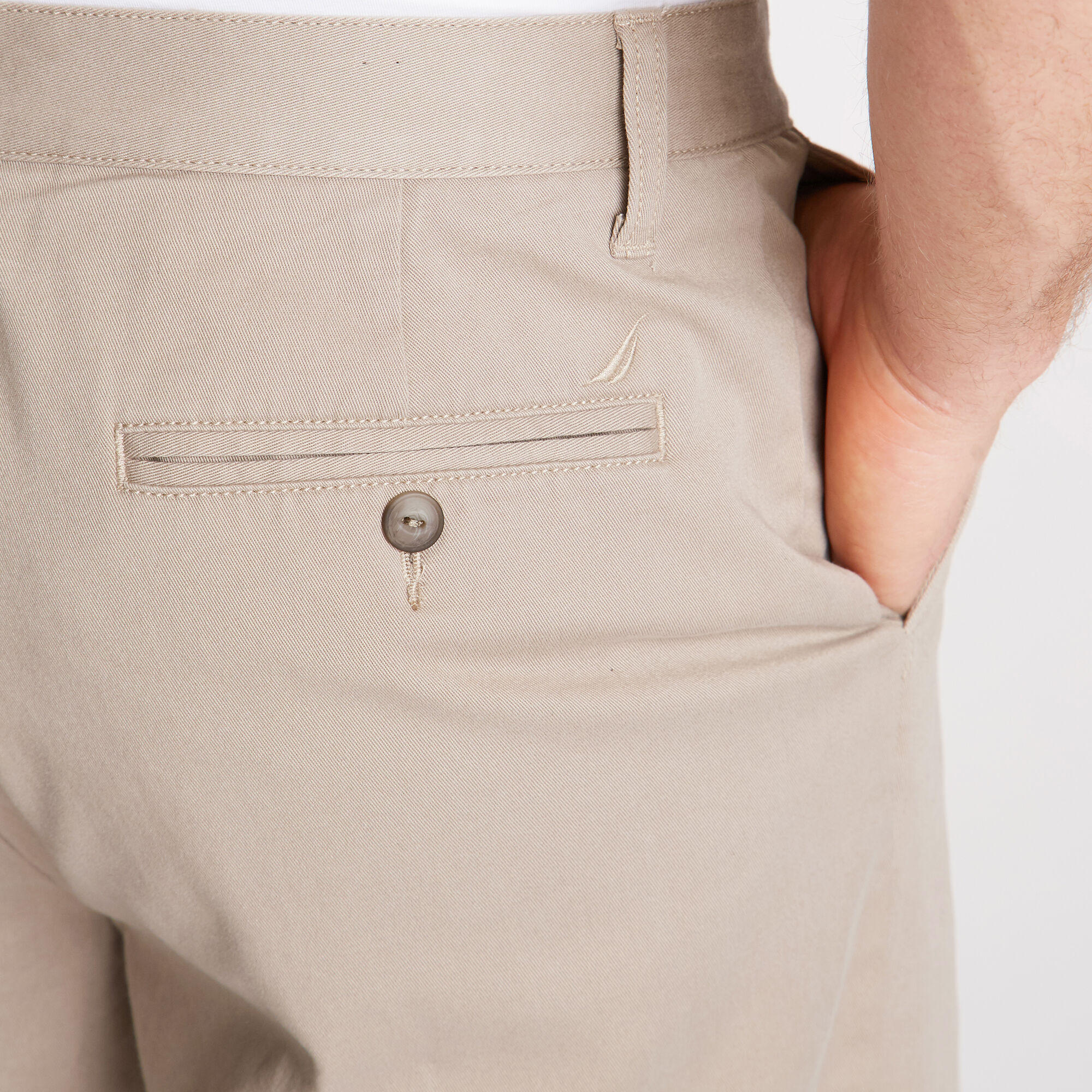 Nautica-Mens-10-034-Classic-Fit-Deck-Shorts-With-Stretch thumbnail 34