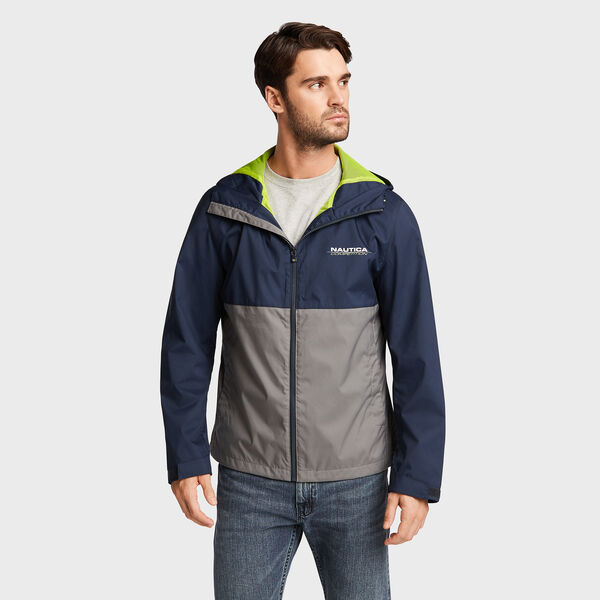 Competition Hooded Training Jacket - Navy