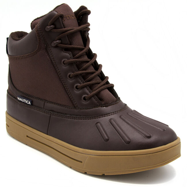 New Bedford Boots,Chocolate,large