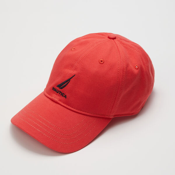 J-CLASS EMBROIDERED CAP - Sugar Coral