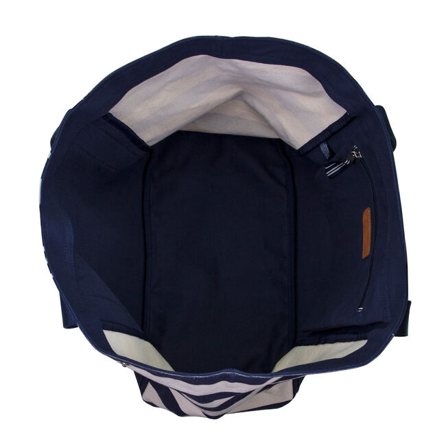 For Shoal Tote,Navy,large