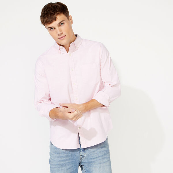 CLASSIC FIT OXFORD SHIRT - Orchid Pink
