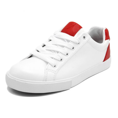 Steam Pop Sneakers - Nautica Red