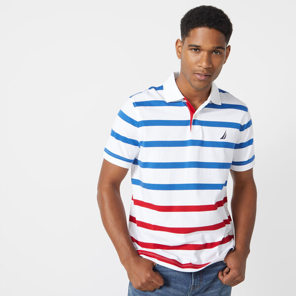 CLASSIC FIT POLO - Bright White