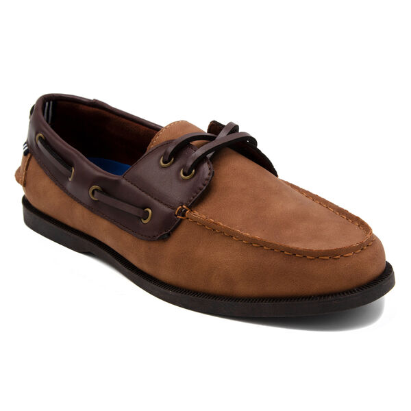 Nueltin 2 Boat Shoe in Tan - Tan