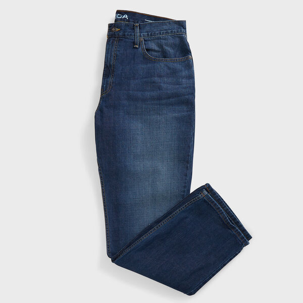 RELAXED FIT DENIM - Sinker Blue Denim Wash