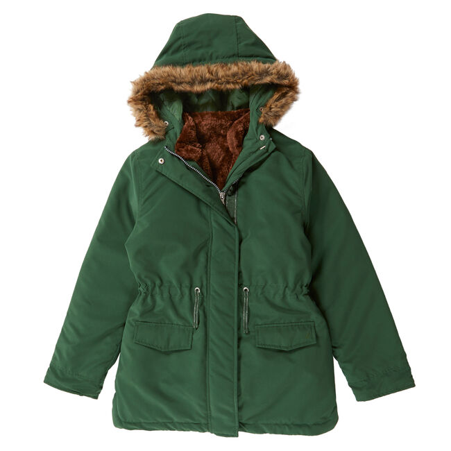 073281ecc Little Girls' 3-in-1 Parka Jacket (4-6X) | Nautica