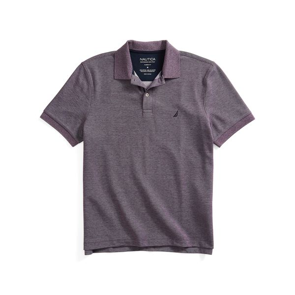 CLASSIC FIT DECK POLO - Majestic Purple