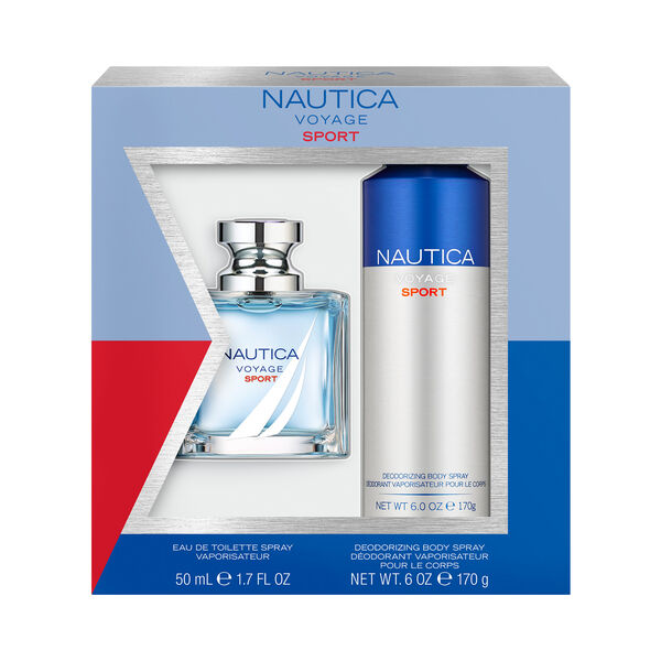 Nautica Voyage Sport 2-Piece Fragrance Set - Multi