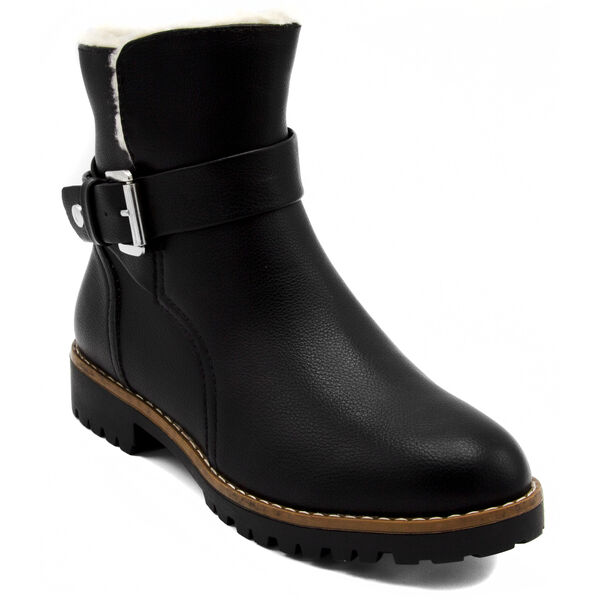 Ensign Boots - True Black