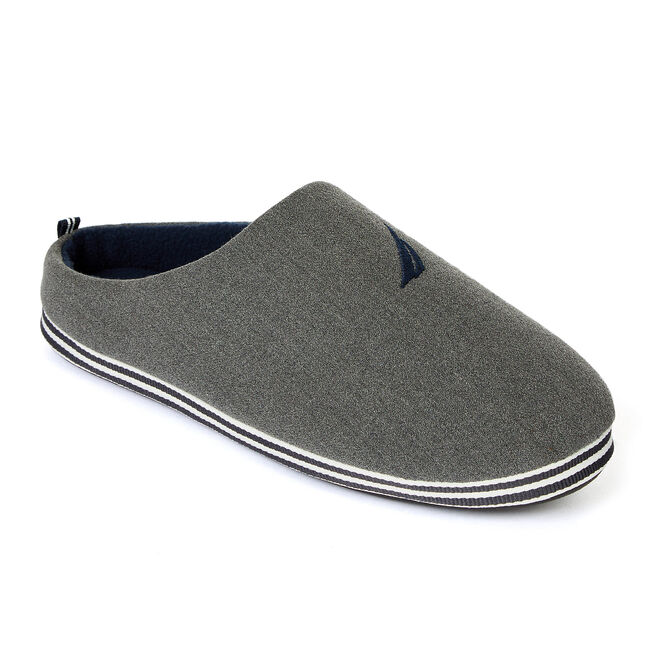 Men's Tillington Slippers,Grey Heather,large