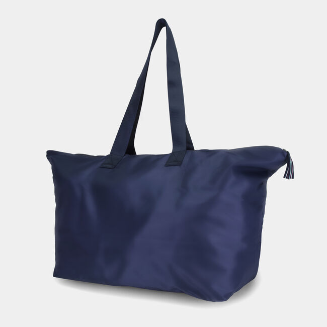 New Tack Packable Large Tote,Navy,large