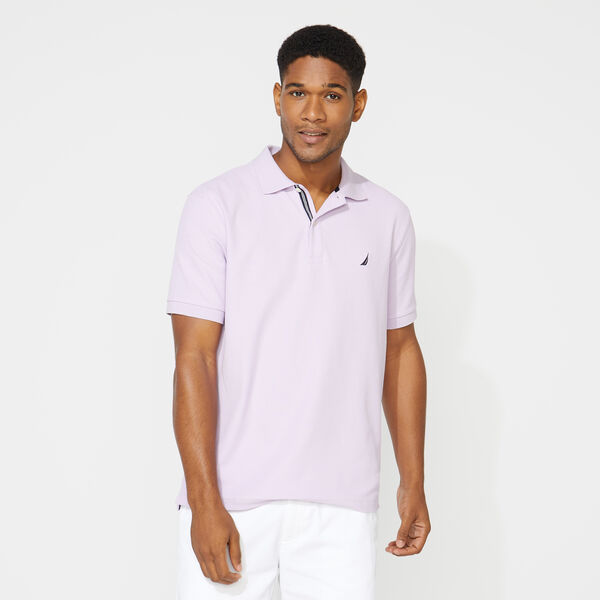 CLASSIC FIT DECK POLO - Lavendula