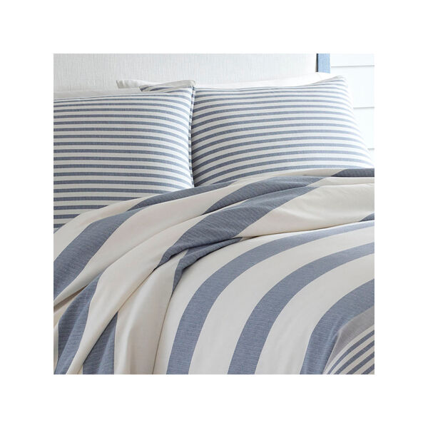Fairwater Duvet Set - Bright Cobalt