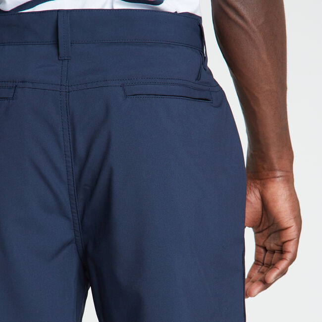 "8.5"" Performance Golf Short,Navy,large"