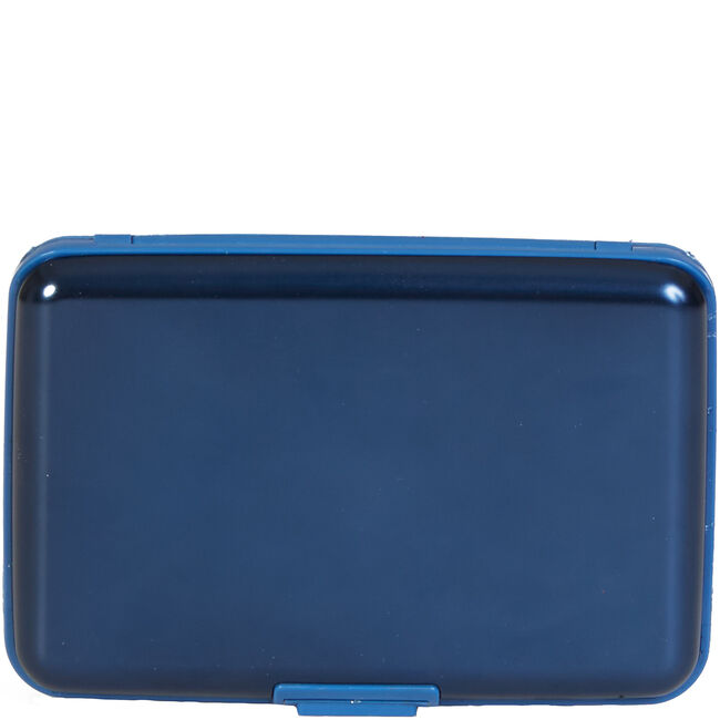 Embossed Security Wallet,Varsity Blue Wash,large