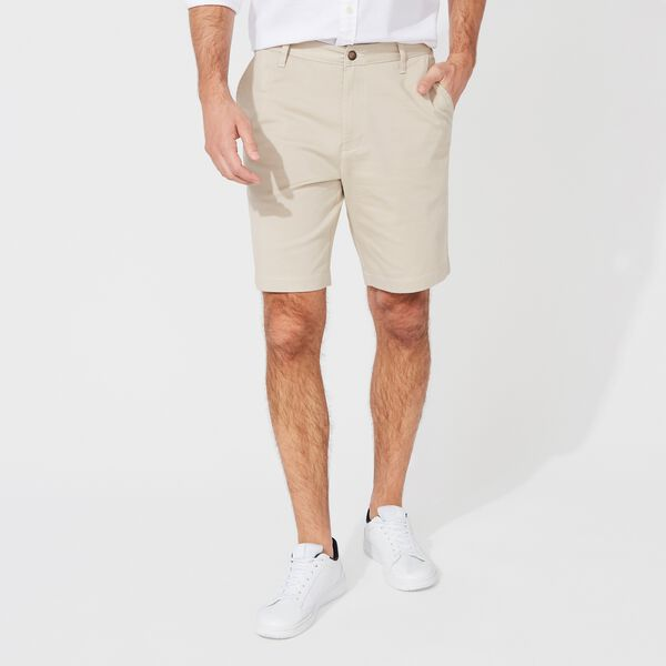 "10"" PERFORMANCE DECK SHORTS - Nautica Stone"