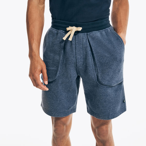 """NAUTICA JEANS CO. 9"""" PULL-ON SHORT - Naval Blue"""