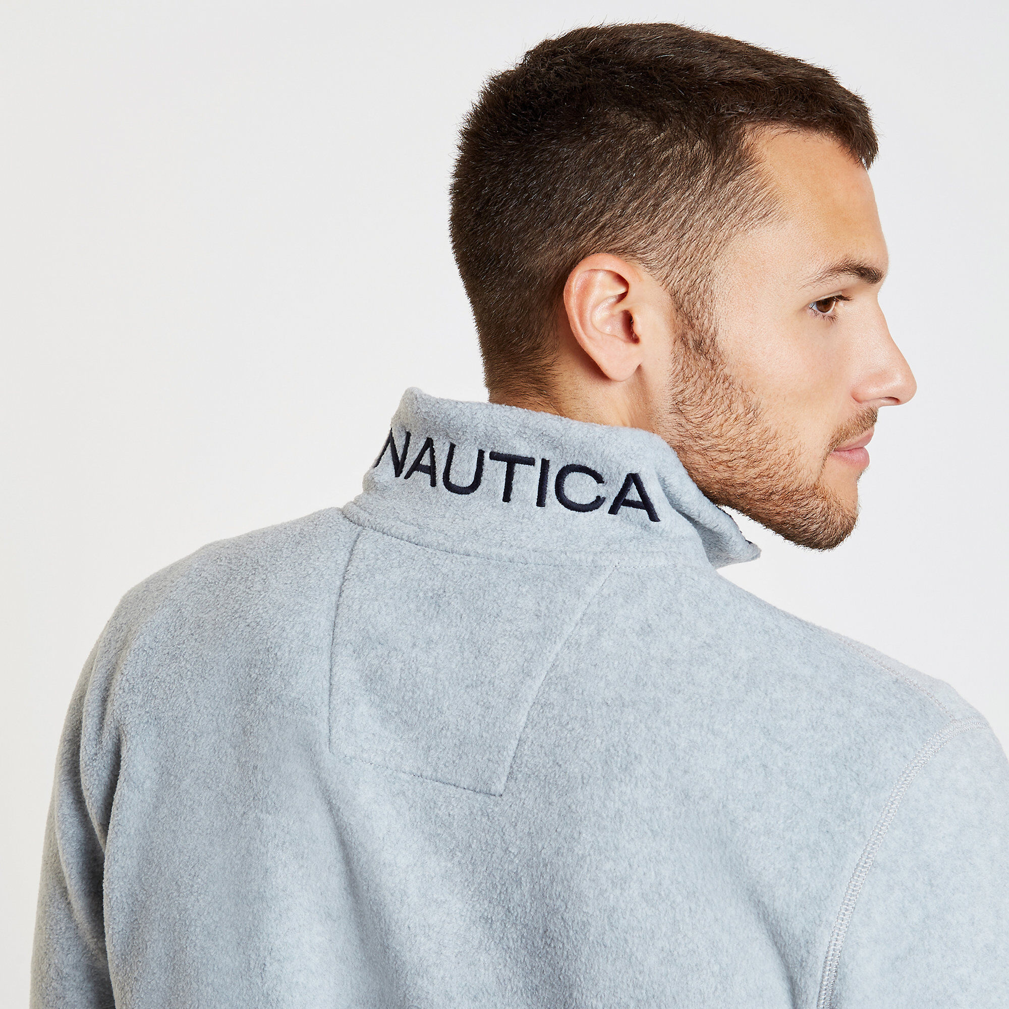 Precise Basic Nautica Half Zip Top Customers First Clothing, Shoes & Accessories Activewear Tops