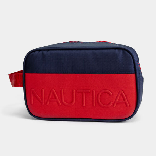 RIPSTOP TRAVEL KIT - Nautica Red