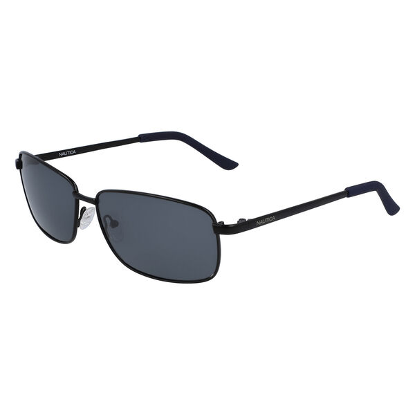 616628ab4589 Rectangular Sunglasses with Matte Frame