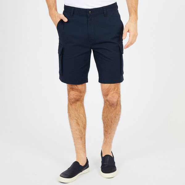PERFORMANCE NAVIGATOR CARGO SHORTS - True Navy