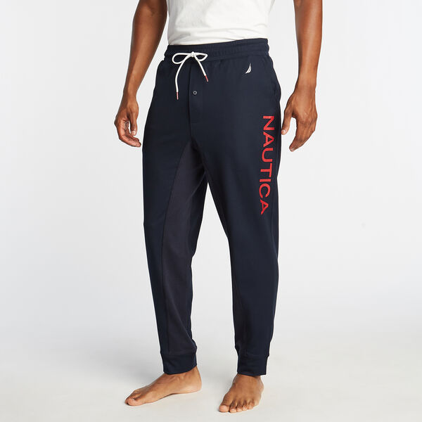 LOUNGE JOGGER PANT - Pure Dark Pacific Wash