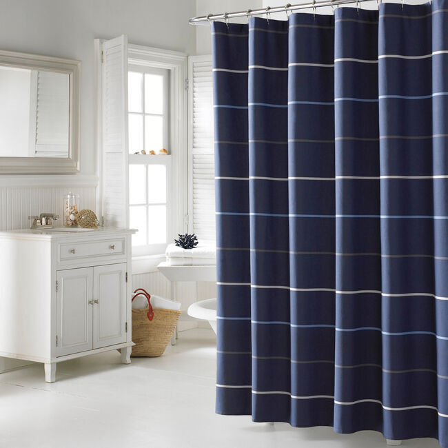 Southport Shower Curtain