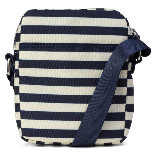 North & South Striped Crossbody,Navy,large