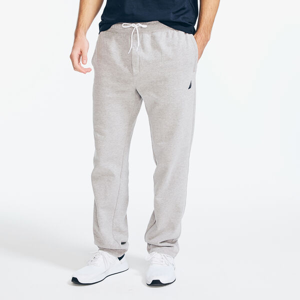 J-CLASS FLEECE SWEATPANT - Grey Heather
