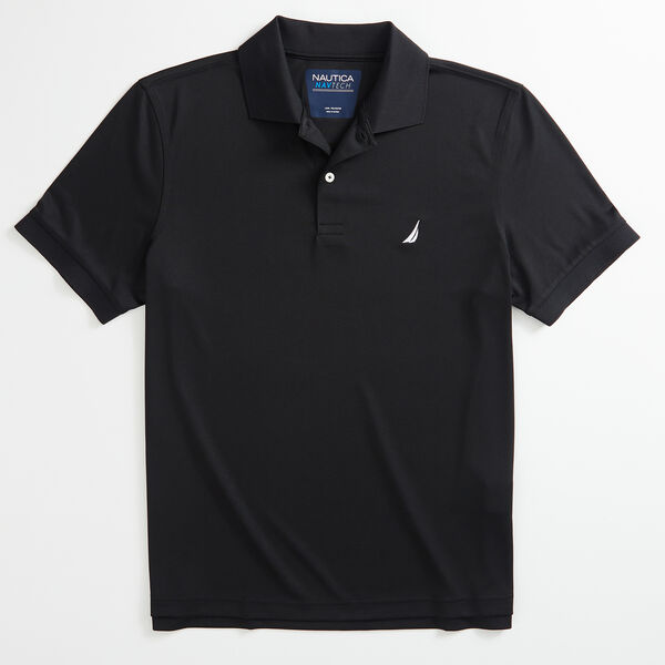 CLASSIC FIT NAVTECH PERFORMANCE POLO - True Black